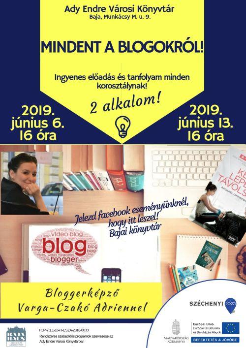 Bloggerképző